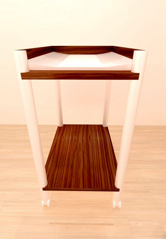 Previjalna mizica